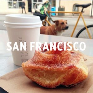I left my heart (but gained a muffin top) in San Francisco
