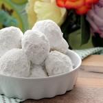 International Cookies of Mystery, AKA: Mexican Wedding Cakes or Russian Tea Cookies