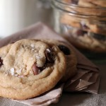 Game Changer: Brown Butter Chocolate Chip Cookies with Sea Salt