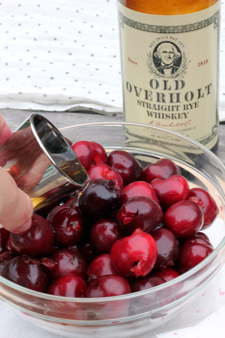 Cherry Crisp Whiskey