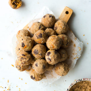 Super Power Energy Balls by Baking The Goods