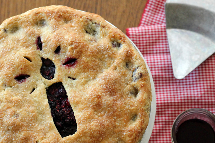 Cherry Berry Pinot Pie Hole