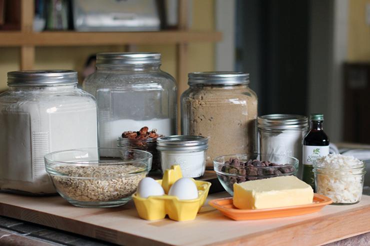 Pioneer Cookies Ingredients