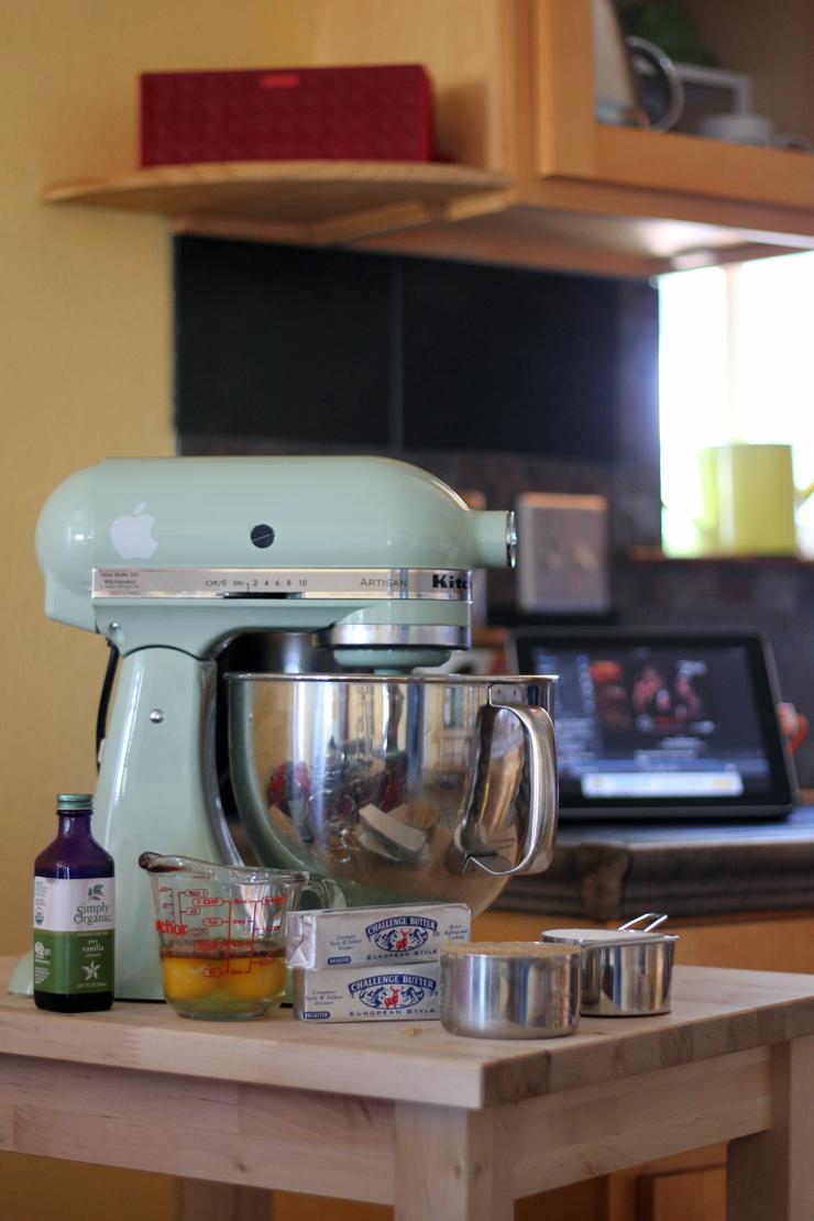 Pioneer Cookies Mixer
