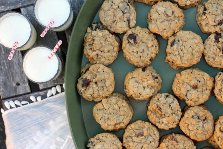 Pioneer Cookies Platter