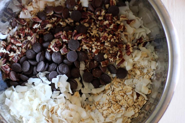 Pioneer Cookies Texture