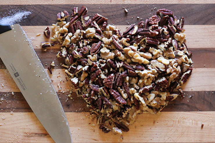 Maple Nut Granola Bars Nut Chop