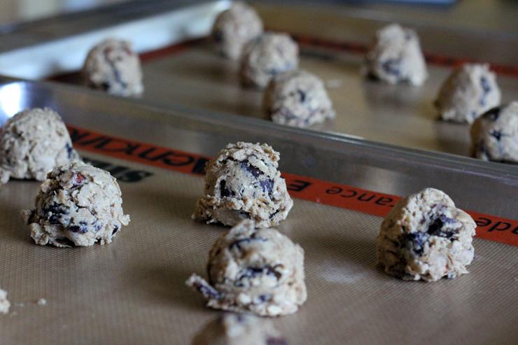 Oregon Trail Cookies Dough Balls