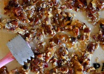 Three Wise Men, A Bourbon Bacon Brittle Recipe