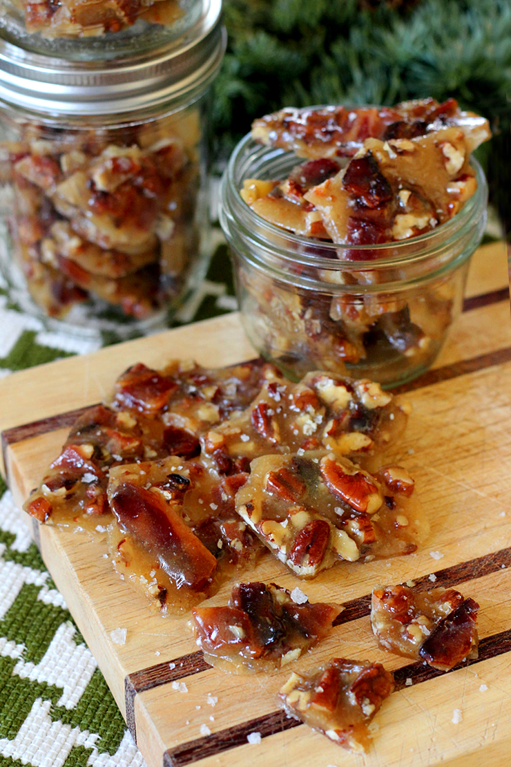 Bourbon Bacon Brittle Recipe