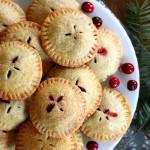 A Recipe For Cranberry Cabernet Hand Pies