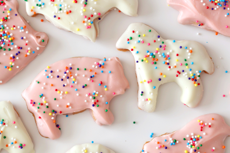 Farm animal cookie recipes