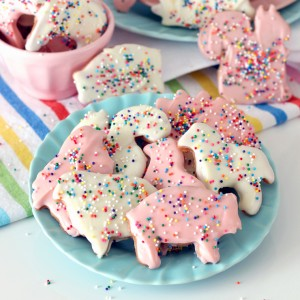 Frosted Animal Cookies Recipe