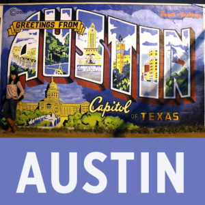A visitors guide to Austin, Texas