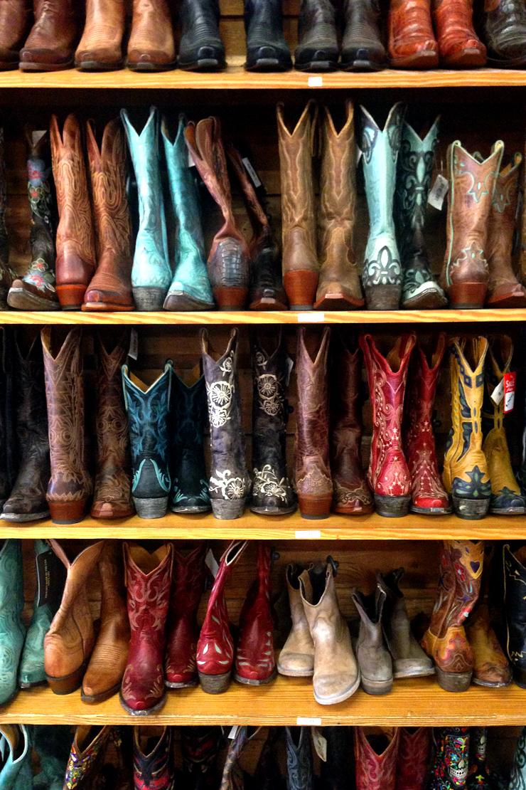 Austin Allens Boots