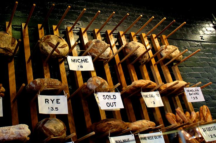 Austin Easy Tiger Bread