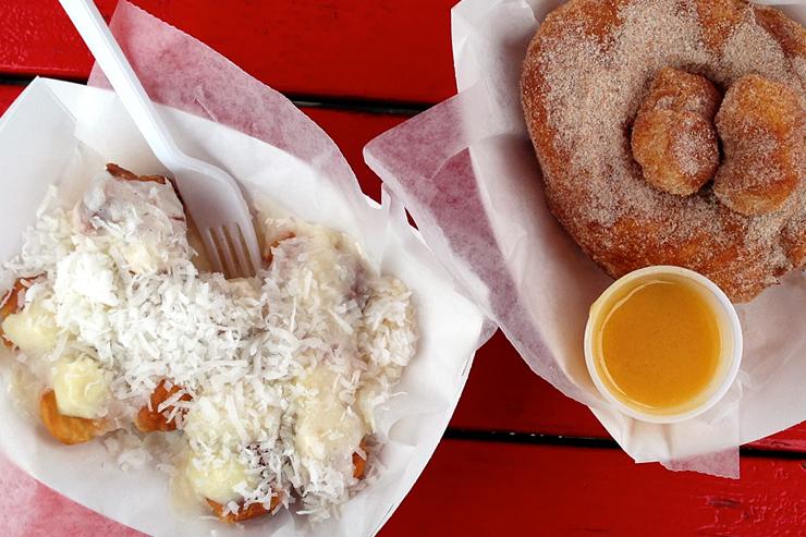 Austin Gourdoughs Doughnuts