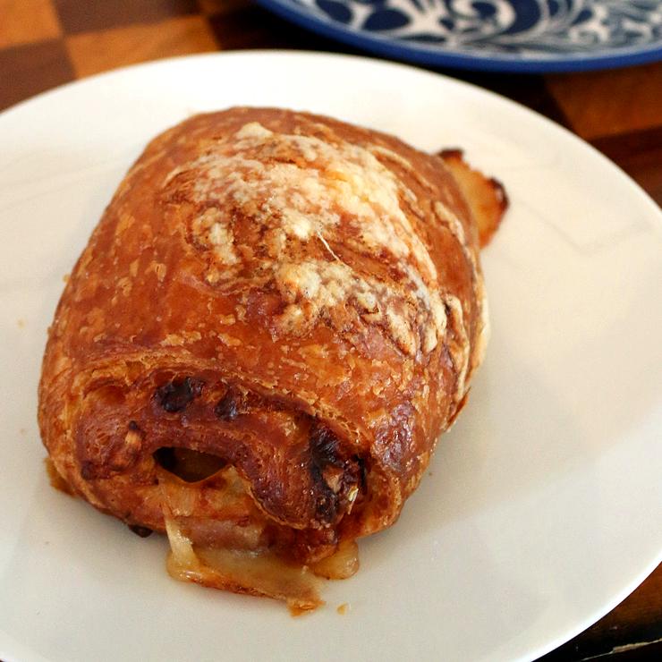 Austin La Patisserie Savory Croissant
