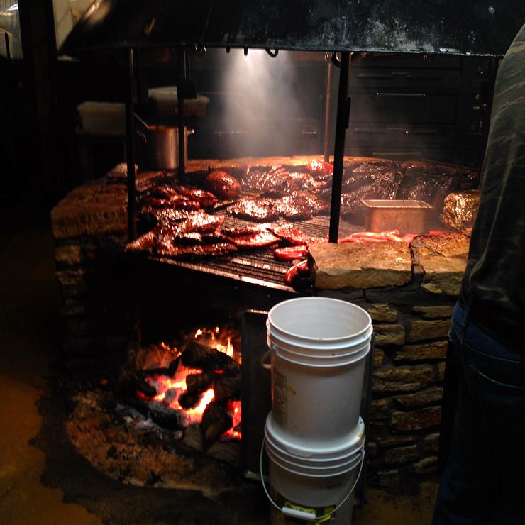 Austin Salt Lick Pit