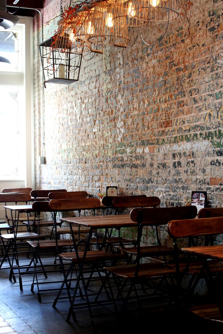 Austin Waltons Brickwall