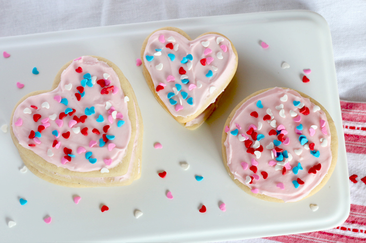 Big Pink Cookies Aerial
