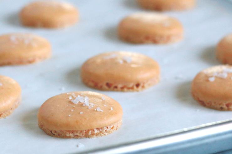 Salty Dog Macarons Baked CU