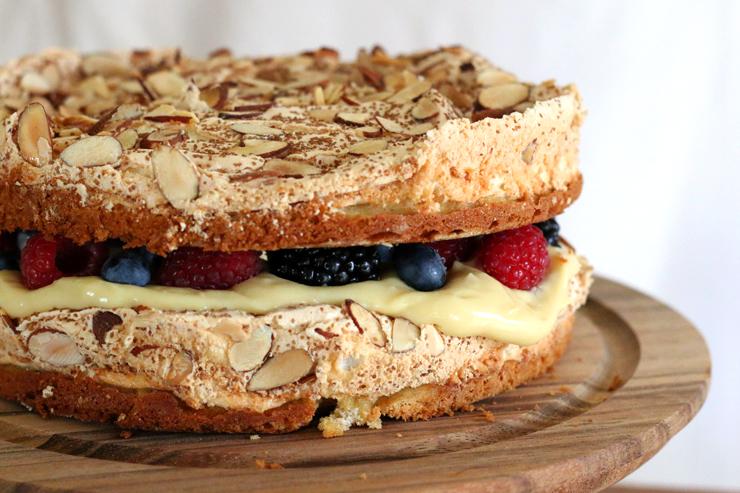 Berry Blitz Torte Sandwich