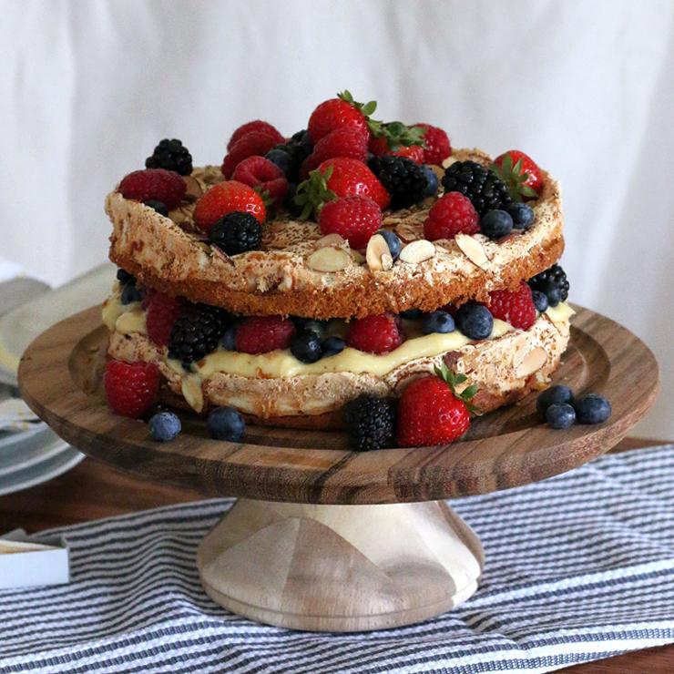 Berry Blitz Torte Sq