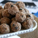 Blueberry Almond Energy Balls Recipe