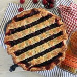 Cherry Bourbon Pie
