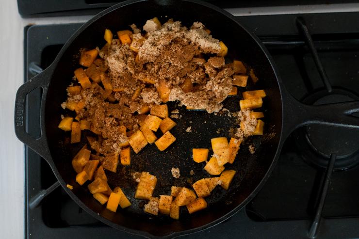 Persimmon Cinnamon Scones Cook Spice