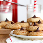 Snickerdoodle Kiss Cookies