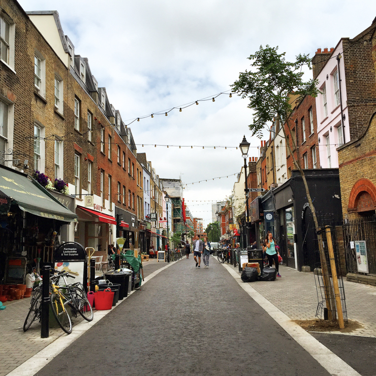 Exmouth Market