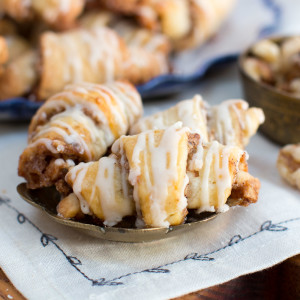 Maple Walnut Rugelach