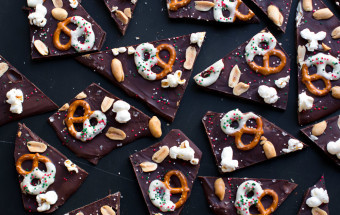 Snack Attack Chocolate Bark