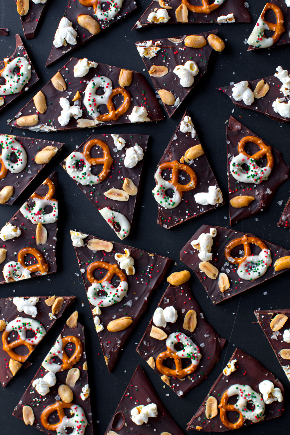 Snack Attack Chocolate Bark