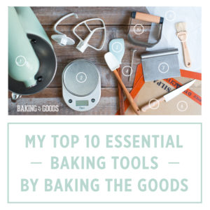 Top 10 Essential Baking Tools