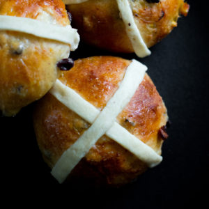Hot Cross Buns by Delia Online