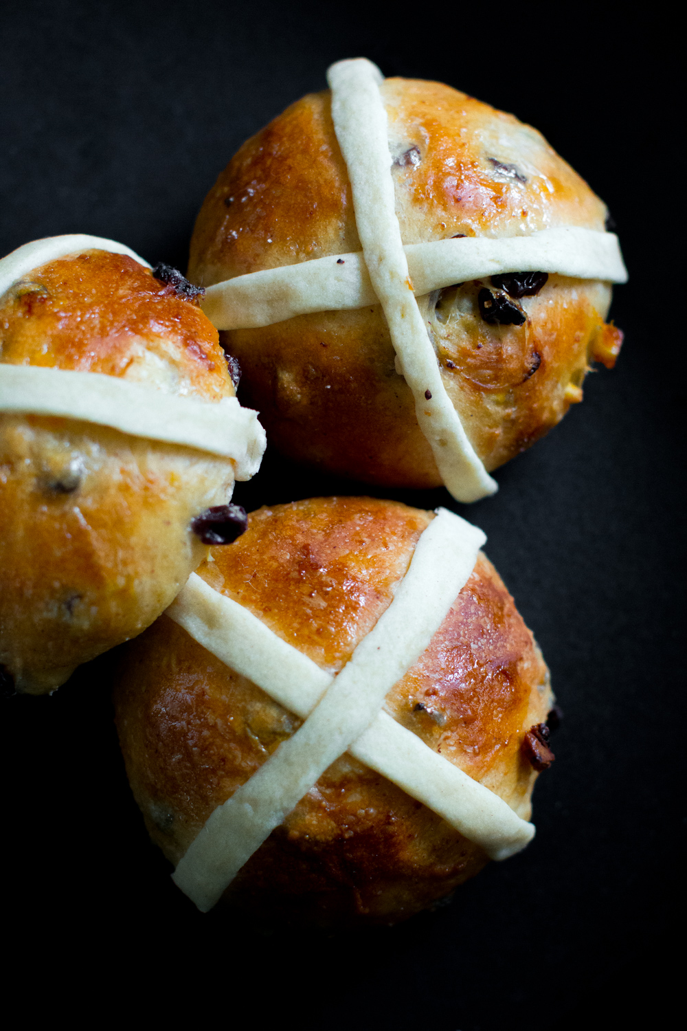 Hot Cross Buns by Baking The Goods from the Hot Cross Buns by Delia Online recipe