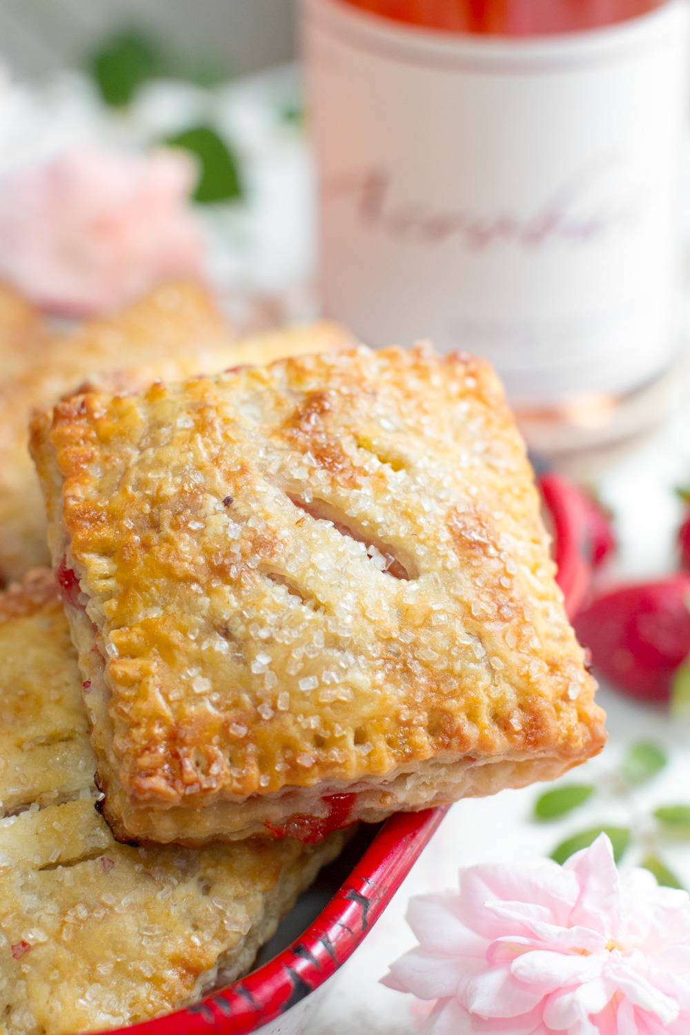 Strawberry Rbubarb Hand Pies-37