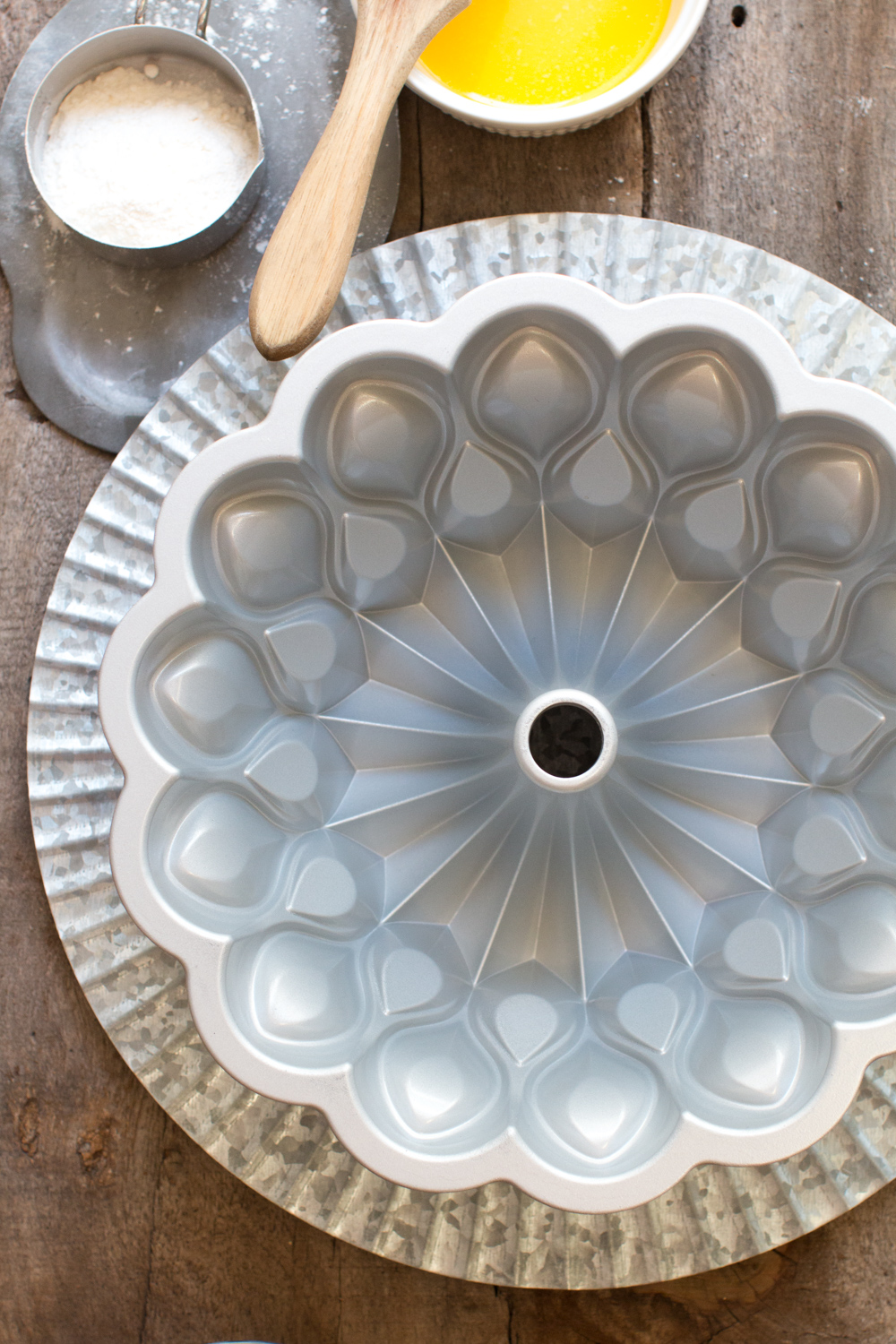 heritage Crown Bundt Pan from Nordic Ware