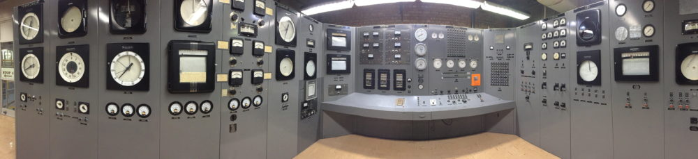 EBR-1 Atomic Nuclear Museum in Atomic City, ID