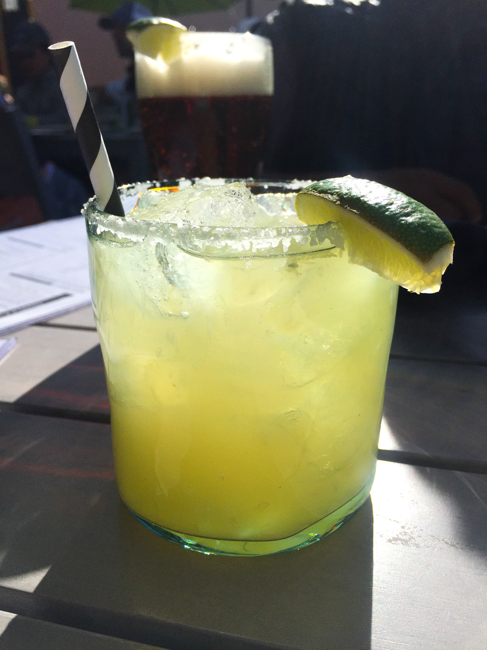 Margarita at Hatch in Jackson, WY.