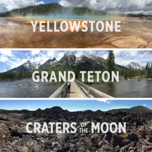 Roadtrippin' Yellowstone, Grand Teton and Beyond