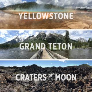 Yellowstone, Grand Teton and Beyond