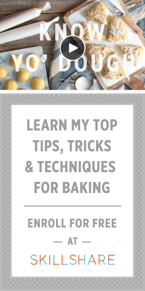 Know Yo Dough - Becky Sue's baking tips, tricks and technique videos at Skillshare.com