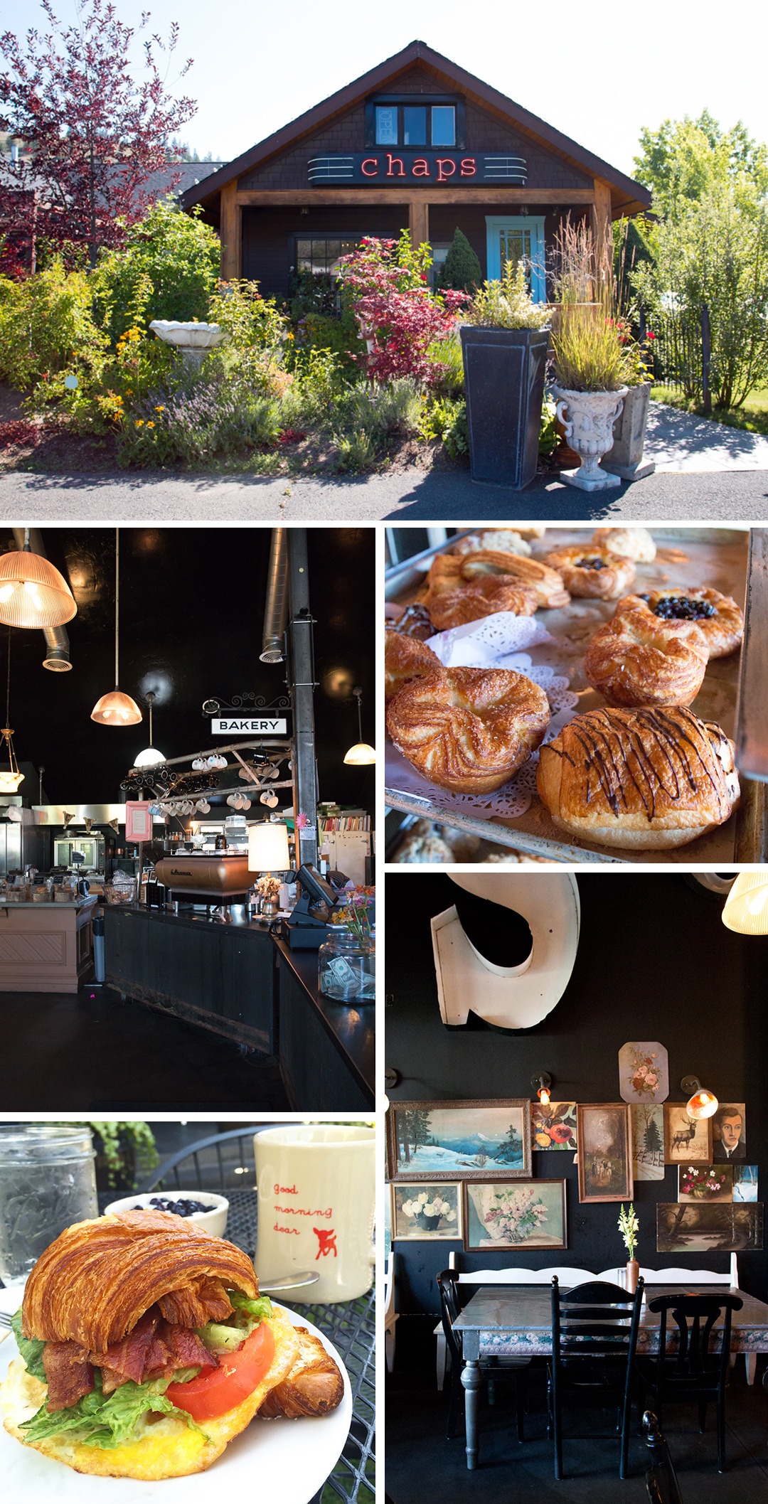 Chaps Coffee in Spokane, WA