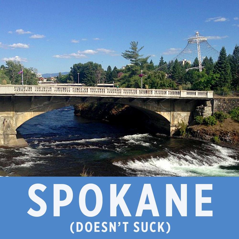 Spokane Doesn't Suck by Baking The Goods