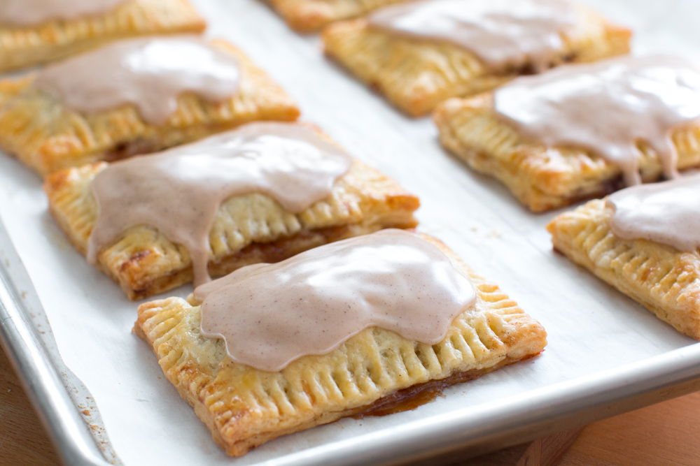 glazed Maple Glazed Apple Cinnamon Pop Tarts