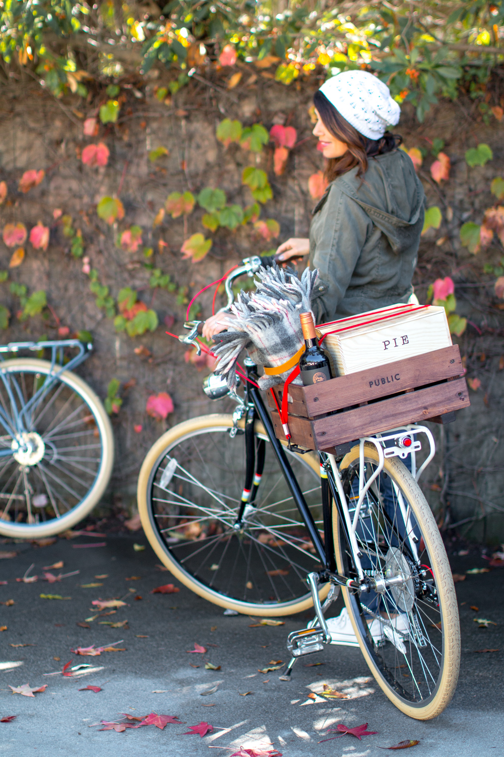 PUBLIC Bikes + Baking The Goods = <3